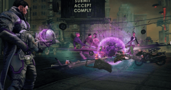 Saints Row IV Game of the Century