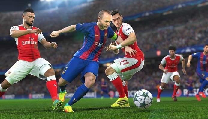 pro evolution soccer download