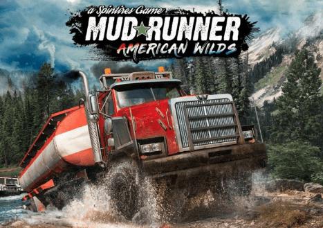 Spintires MudRunner American Wilds