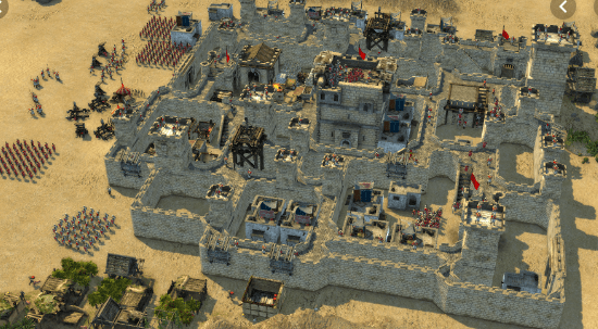 Stronghold Crusader Ii Download For Pc Free Windows 7 8 10 Ocean Of Games