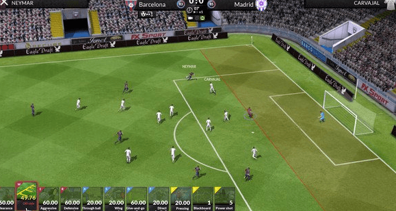 Football Club Simulator 17