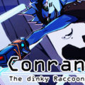 Conran The dinky Raccoon