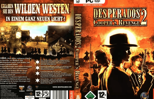 Desperados 2 Coopers Revenge Game Download For Pc Ocean Of Games