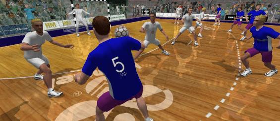 Handball Manager TEAM