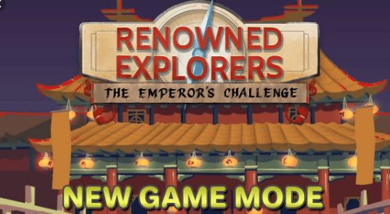 Renowned Explorers The Emperors Challenge