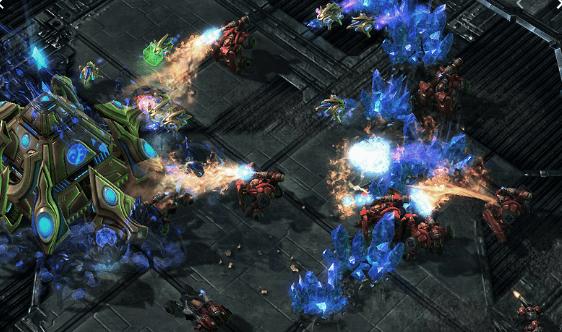 Starcraft 2 Heart of the Swarm Matching nie działa