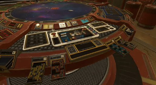 Tabletop Simulator Xia Legends of a Drift System