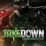 Takedown Red Sabre