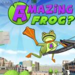 The Amazing Frog