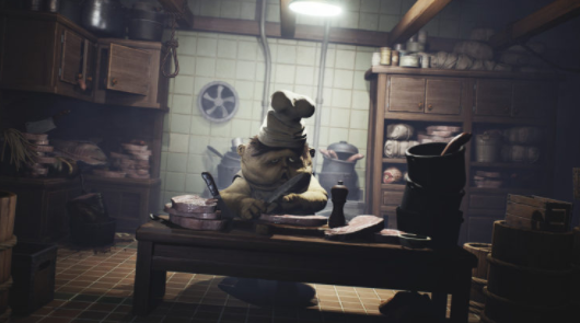 Little Nightmares Secrets of The Maw Chapter 2