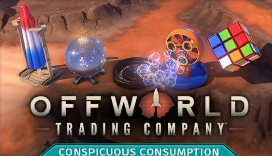 Offworld Trading Company Conspicuous Consumption