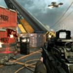 Call Of Duty Black Ops 2 MP With Zombie Mode
