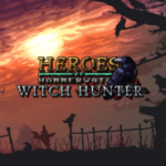 Heroes of Hammerwatch Witch Hunter