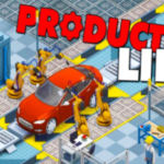 Production Line Car Factory Simulation v1 72