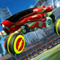 Rocket League DC Super Heroes