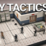 Spy Tactics Plaza