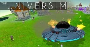 The Universim Extraterrestrial