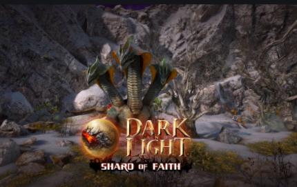 Dark Light Shard Faith