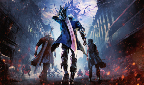 Devil May Cry 5 Deluxe Edition 19 Dlcs Repack