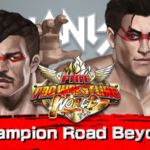 Fire Pro Wrestling Wf Road Champion Road Beyond
