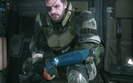 Metal Gear Solid V the Phantom Pain v1 0 7 1v1