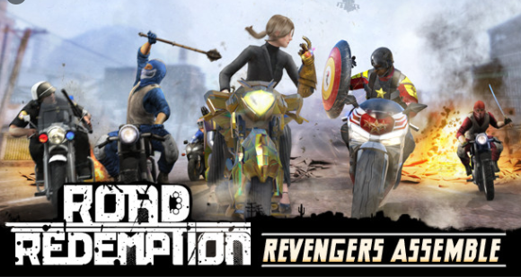 Road Redemption Revengers Assemble