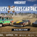 Wreckfest Rusty Rats