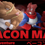 Bacon Man an Adventure