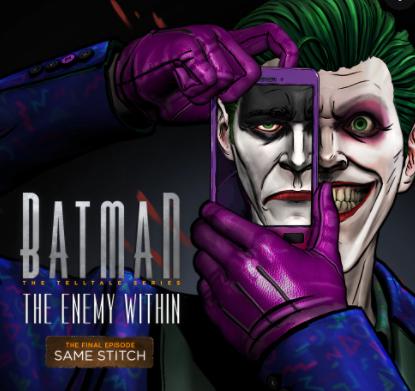 Batman Enemy Within Episode 5
