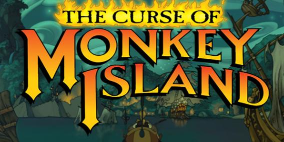 Curse Monkey Island