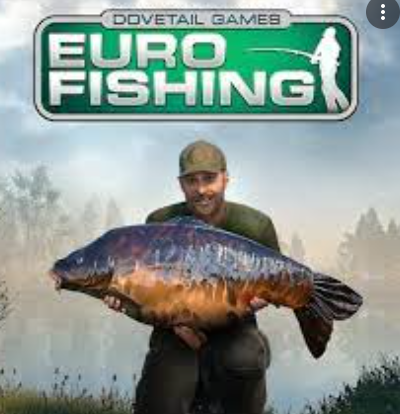Euro Fishing Bergsee