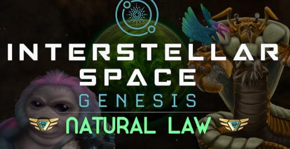 Interstellar Space Genesis Natural Law V1 2 4