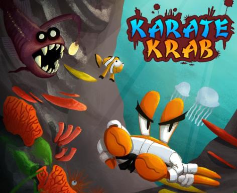 Karate Krab Red Sea