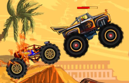 Monster Truck Drive