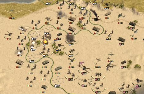 Order Battle Sandstorm