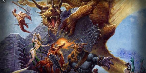 Talisman Digital Edition The Dragon