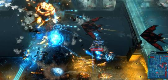 X Morph Defense European Assault